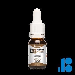 Витамин D3, 4000-IU 10мл