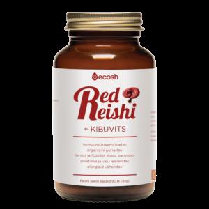RED REISHI (ГАНОДЕРМА)