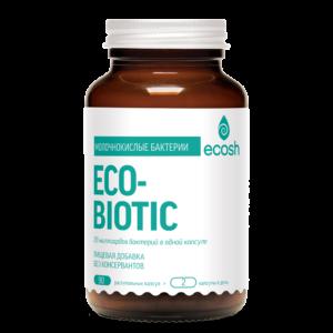 Пробиотики Ecobiotic