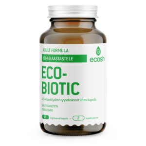 ПРОБИОТИКИ ECOBIOTIC Adult