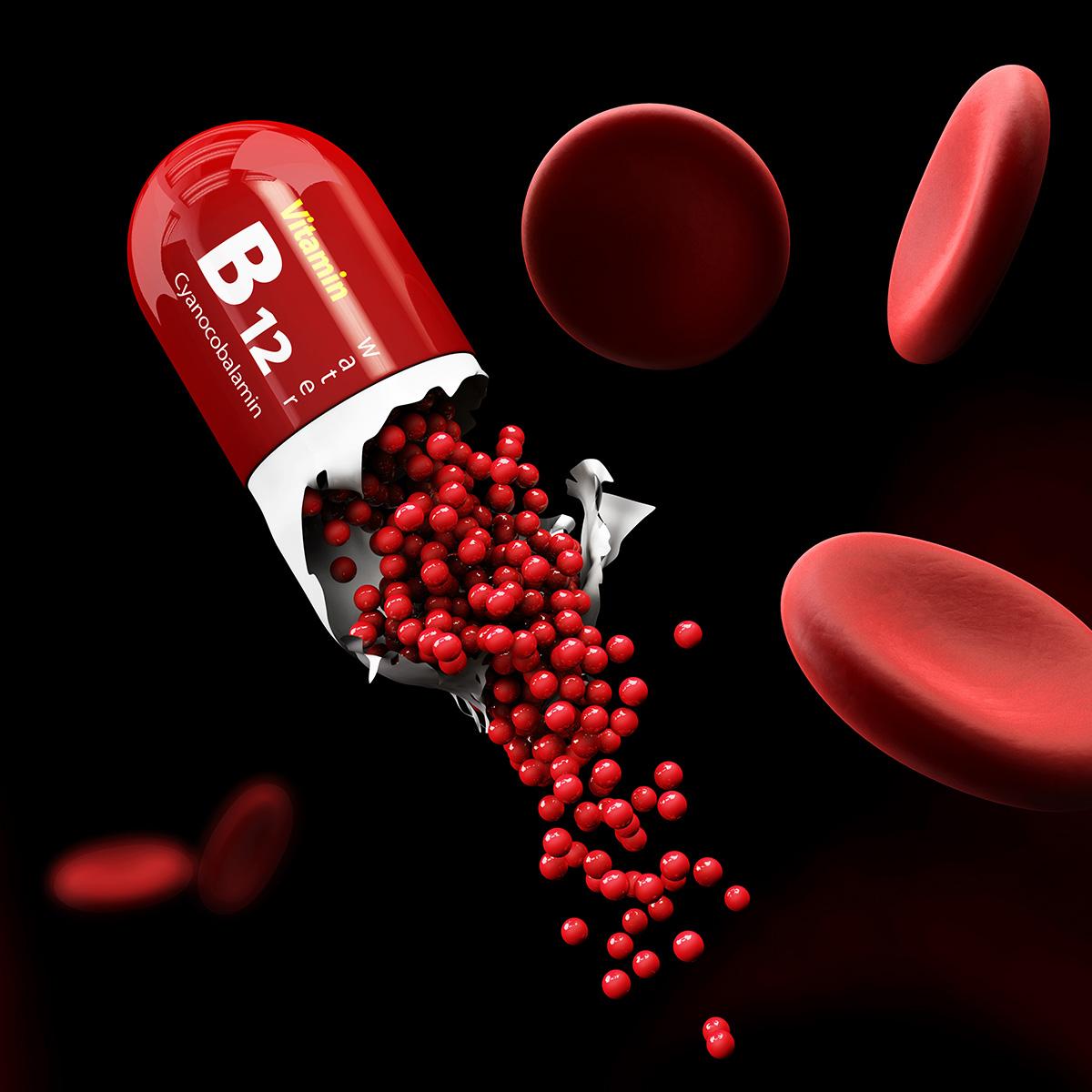 Витамин В12 — почему он важен?