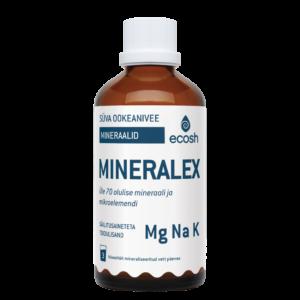 MINERALEX-минералы с глубин океана