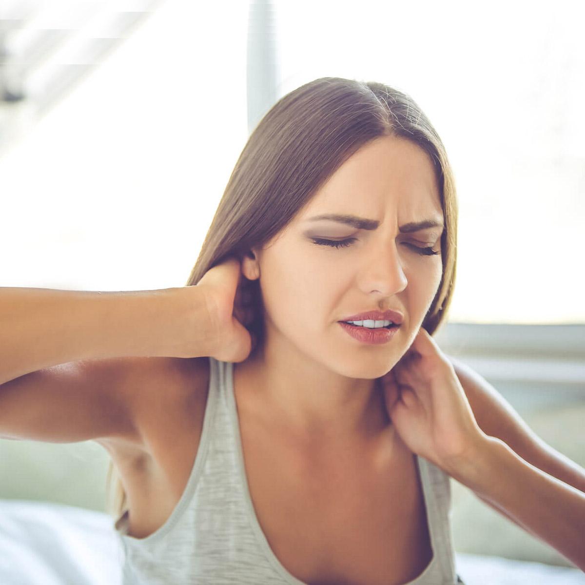 Fibromüalgia -lihas- ja liigeskangus ning valu