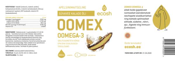Oomex-silt