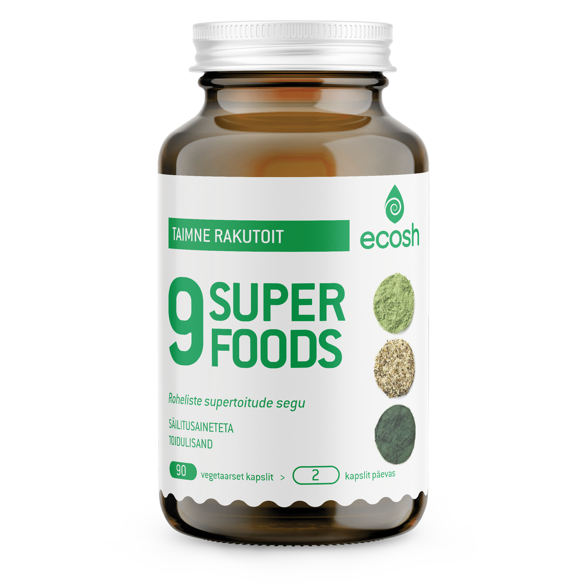 SuperGreen 9-SUPERFOODS