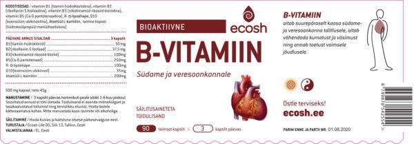 B-vitamiin