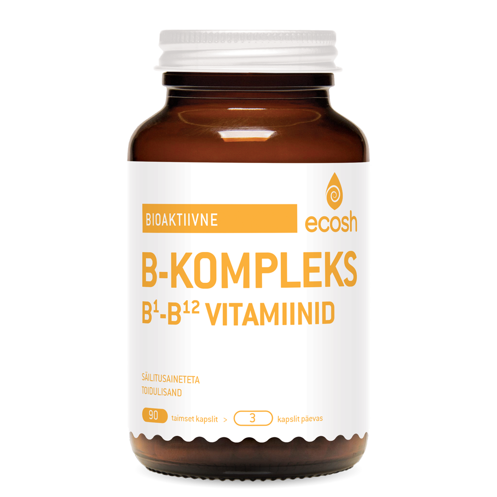 Bioaktiivne B-kompleks
