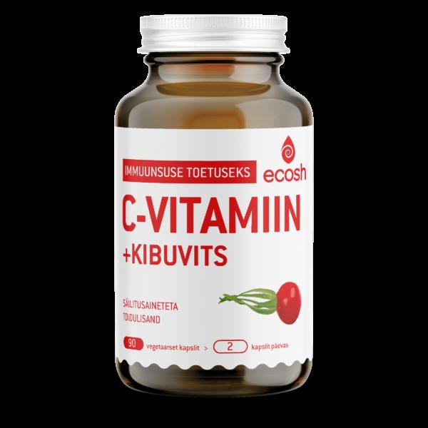 C-vitamiin + Kibuvits