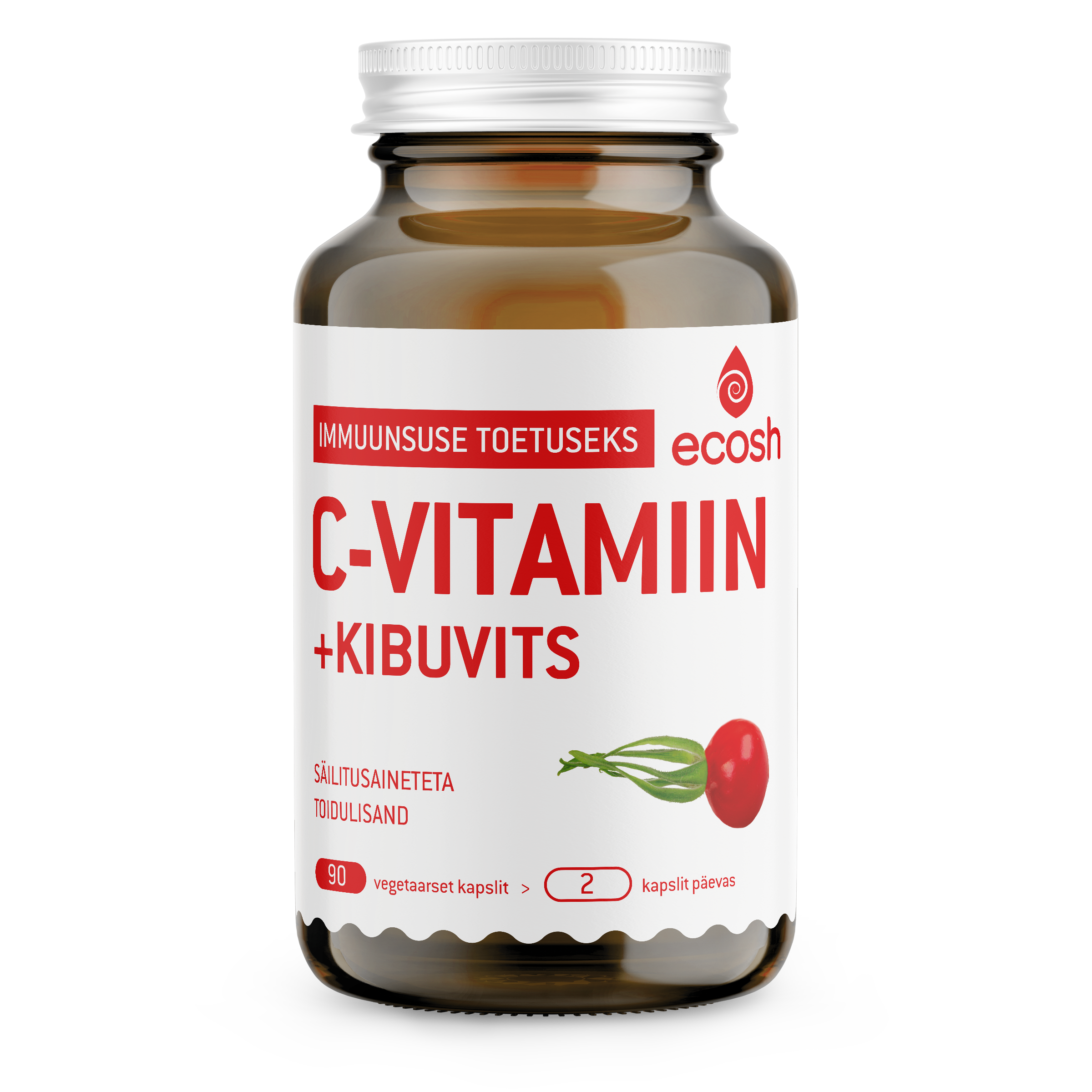 Vitamiin C + kibuvits