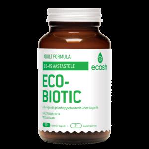 Ecobiotic Adult Probiootikumid