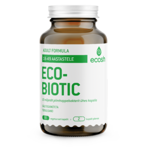 Ecobiotic Adult Probiootikumid