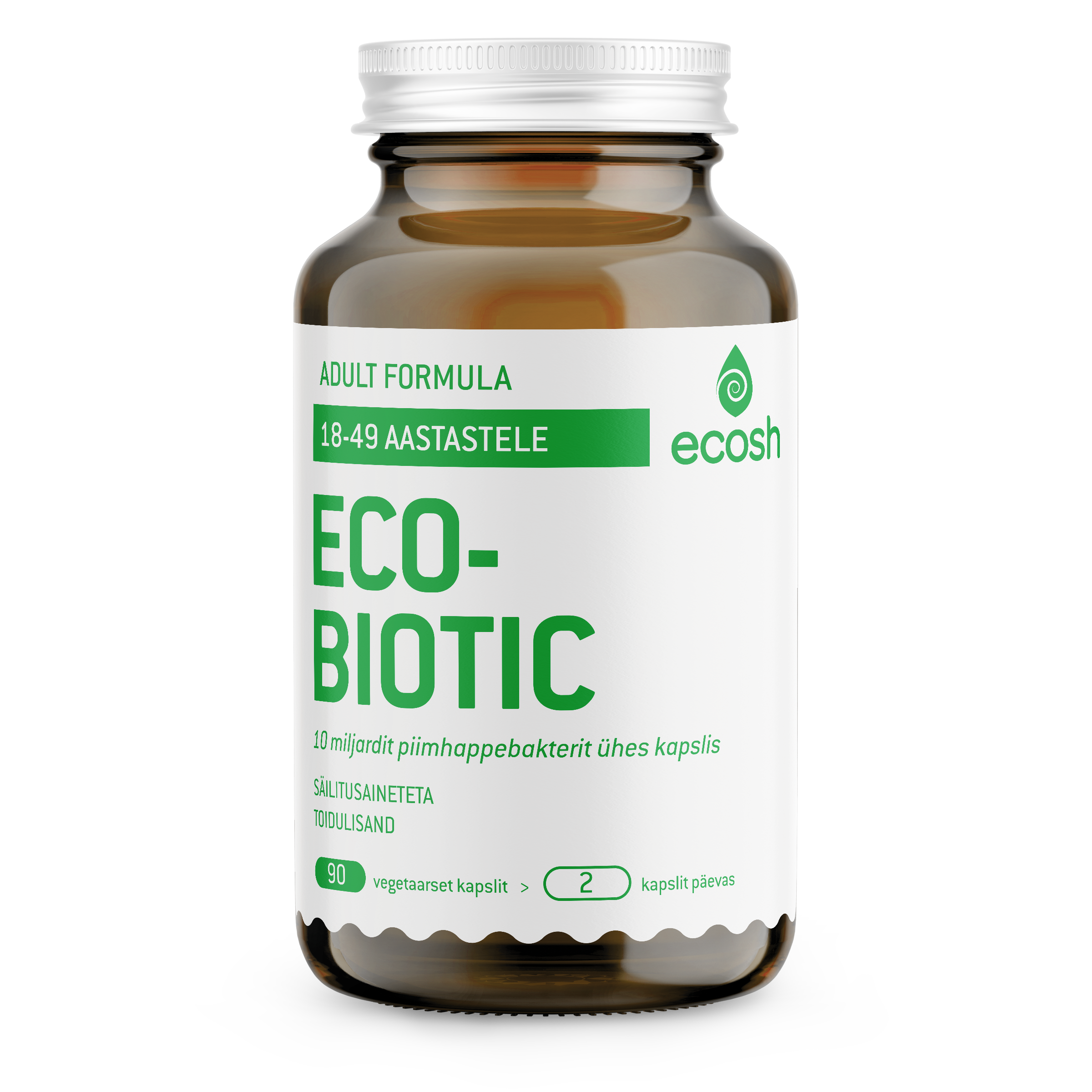 ECOBIOTIC – Adult Probiootikumid