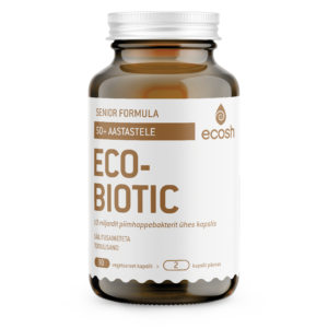 ECOBIOTIC – Senior Probiootikumid