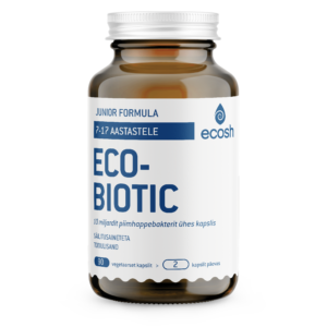 ECOBIOTIC – Junior Probiootikumid
