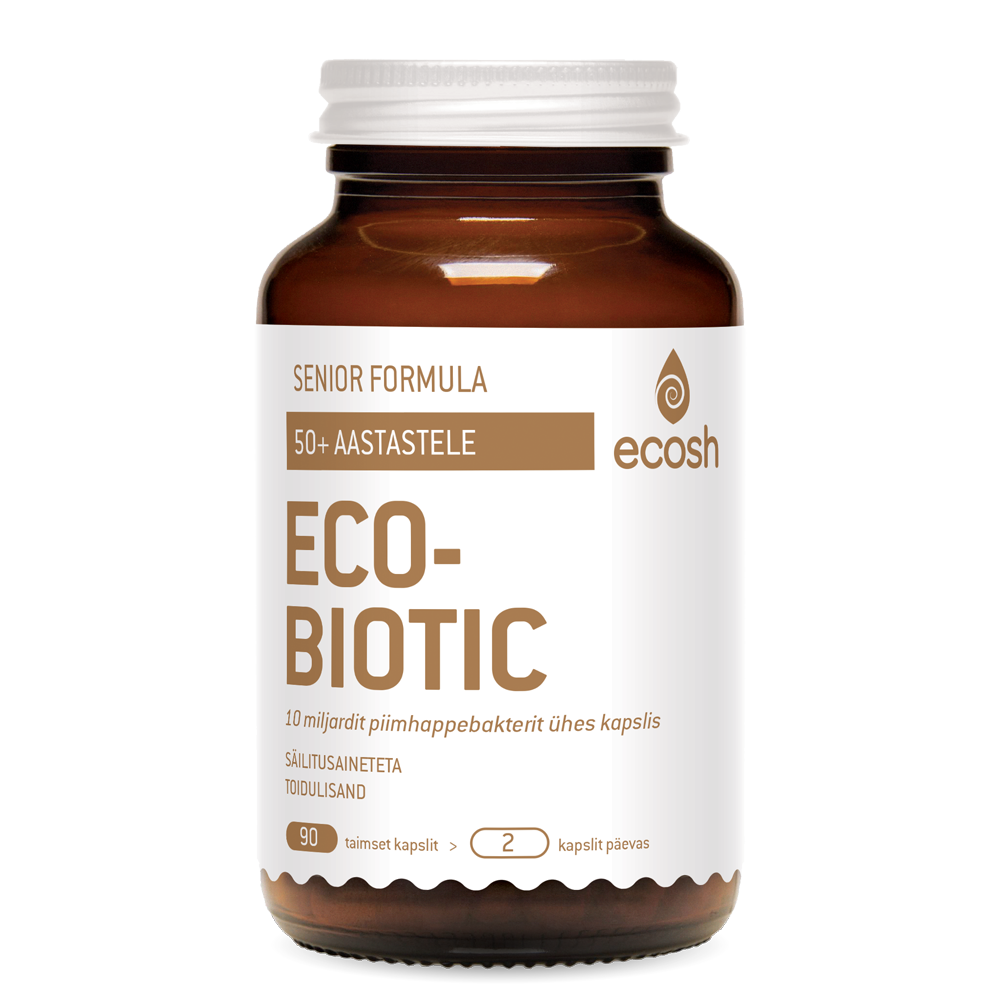 Ecobiotic Senior Probiootikumid
