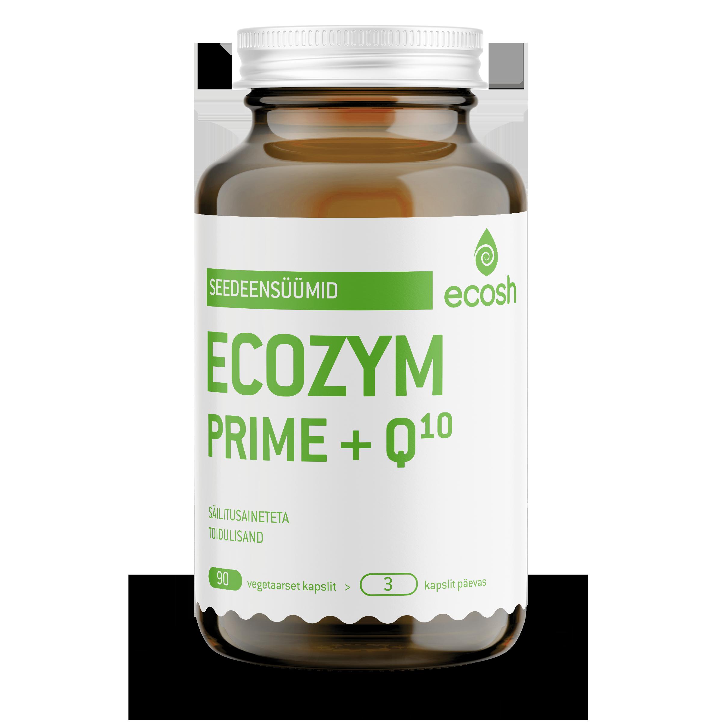 ECOZYM PRIME – Seedeensüümid