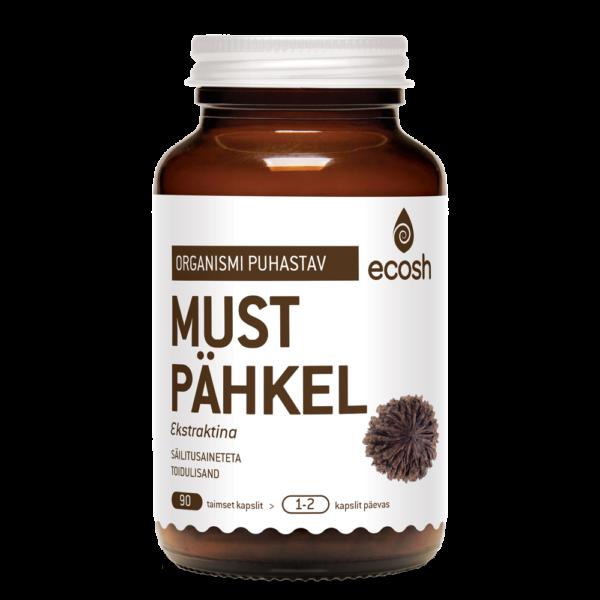 Musta pähkli ekstrakt