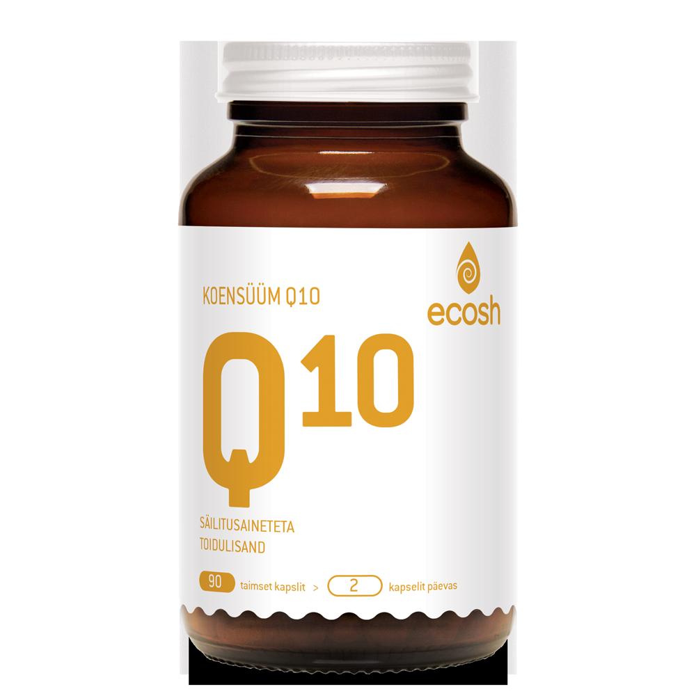 Q10 koensüüm