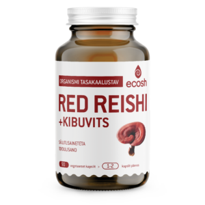 Red Reishi – Ganoderma