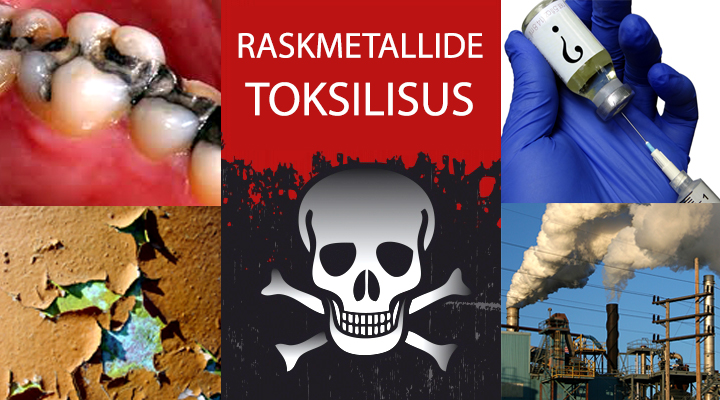 Raskmetallide toksilisus