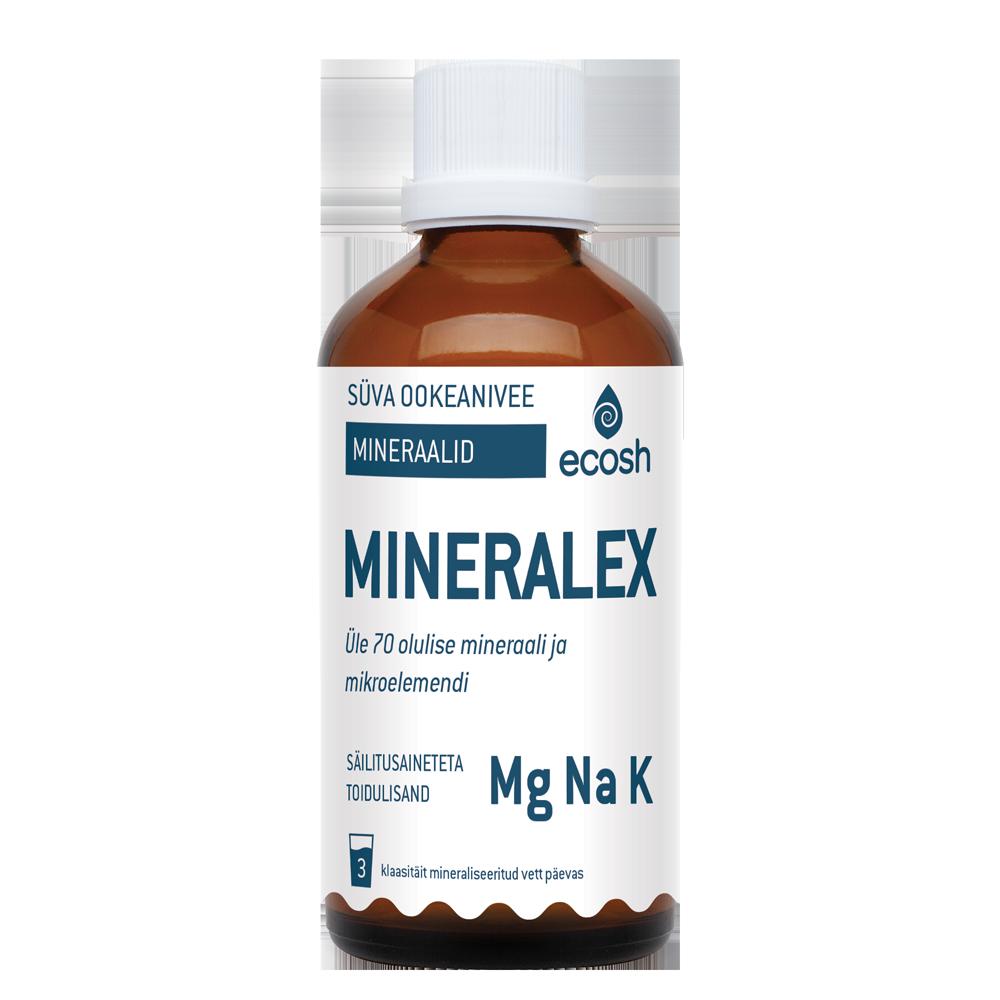 Mineralex-süva ookeanivee mineraalid