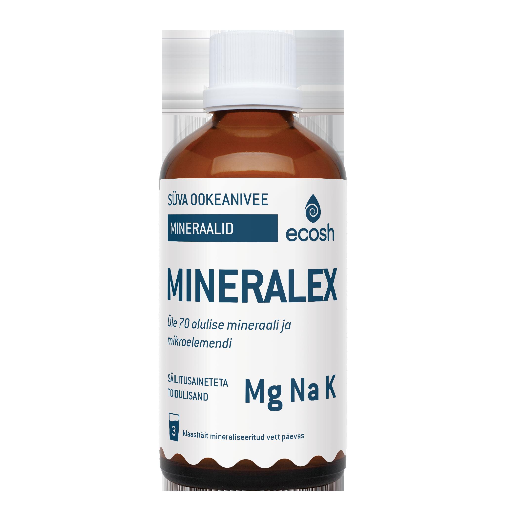 MINERALEX – süva ookeanivee mineraalid