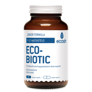 Ecobiotic Junior Probiootikumid