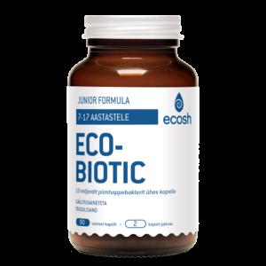 Ecobiotic Junior Probiootikumid