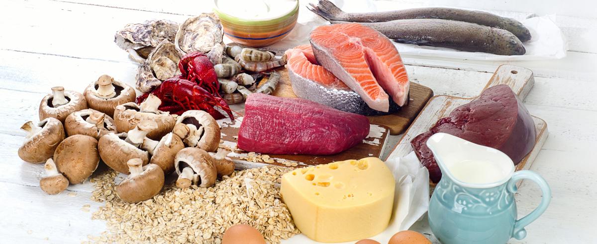 B12-Vitamiini-allikad