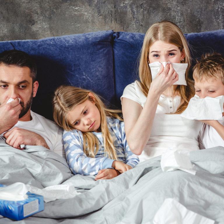Viirused levivad? Immuunsüsteemi tugevdamise pakett lastele ja täiskasvanutele