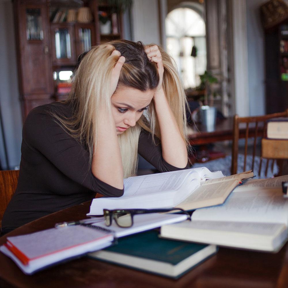 EKSAMITE STRESS – vitamiinid ja mineraalid, mis aitavad eksamistressiga paremini toime tulla
