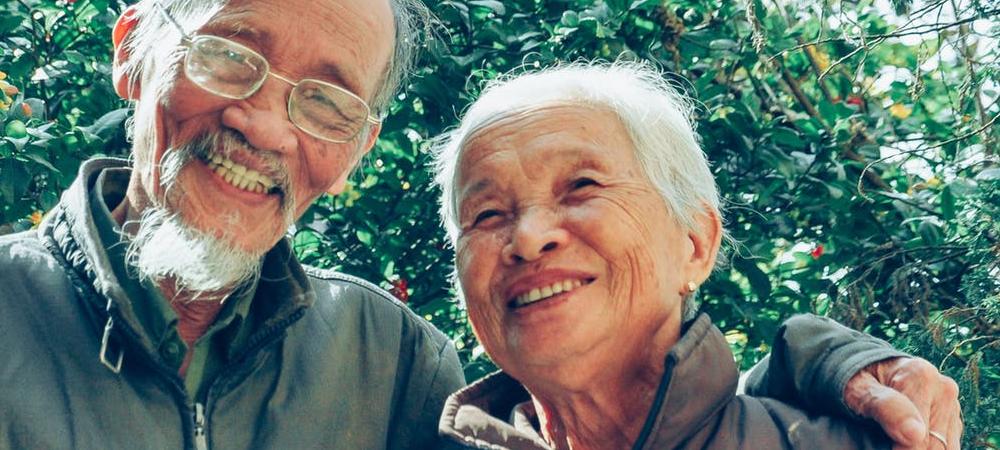 Õnnelikud eakad