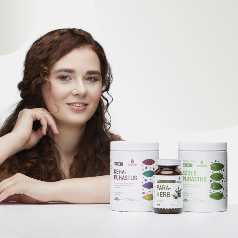 Täielik kehapuhastuskuur taimsete DETOX toodetega – oma tervist saab hoida keha puhastades ja tugevdades