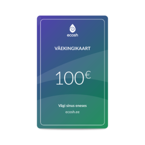 Väekingikaart 100€