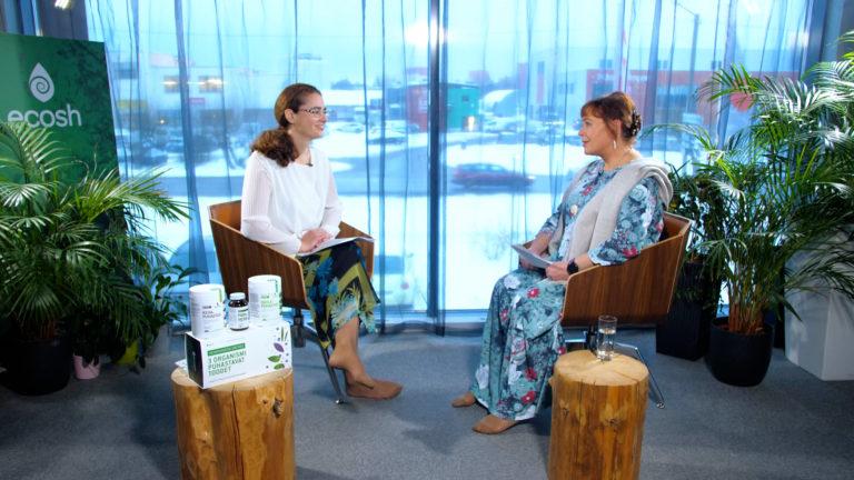 ECOSH TV: Kehapuhastuse erisaade – Agnes Laine ja Angelika Somelar