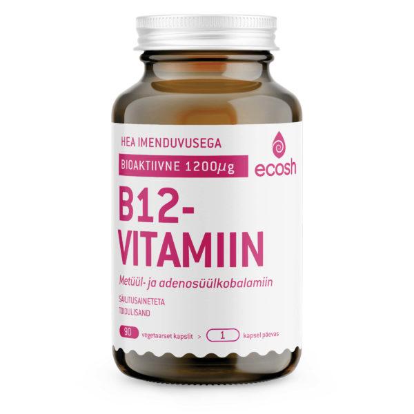 B12 VITAMIIN – Bioaktiivne
