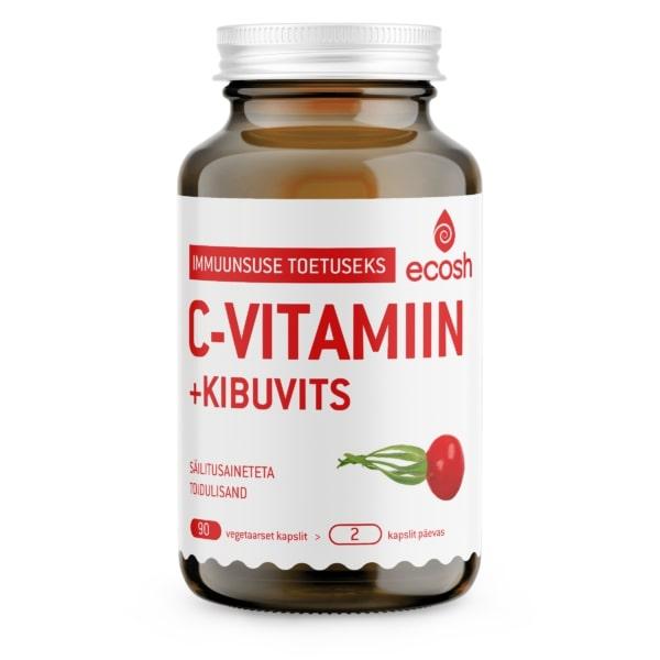 C VITAMIIN + kibuvits