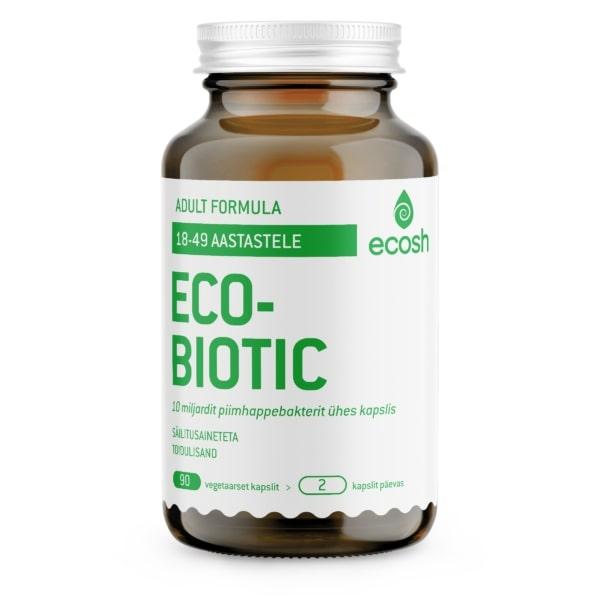 ECOBIOTIC – Adult Probiootikumid